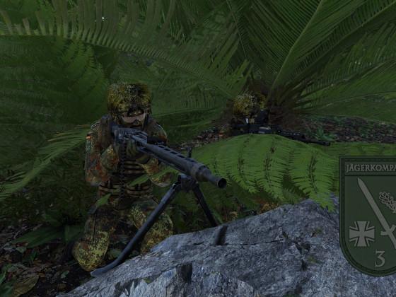 Jungle MG
